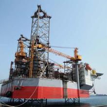 TZ400 self elevating drilling platform in stock