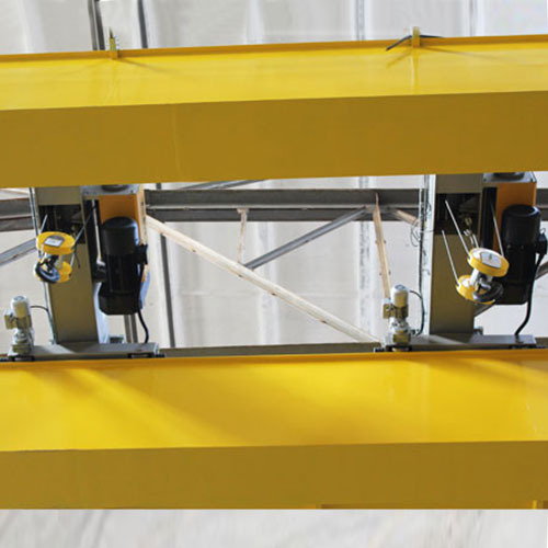 20 ton double girder top running bridge overhead crane types