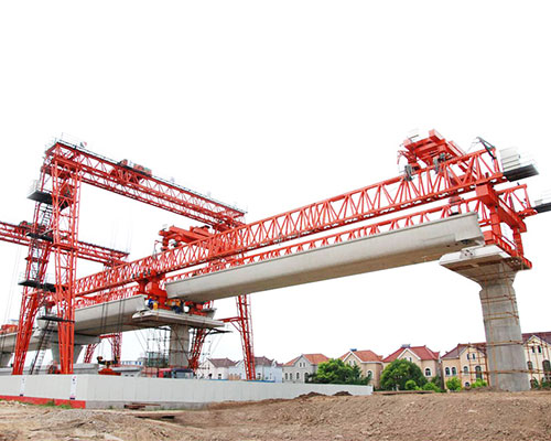For the toughest demands launcher gantry bridge erecting machines