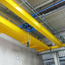 Double girder overhead crane with hoist 1-32ton