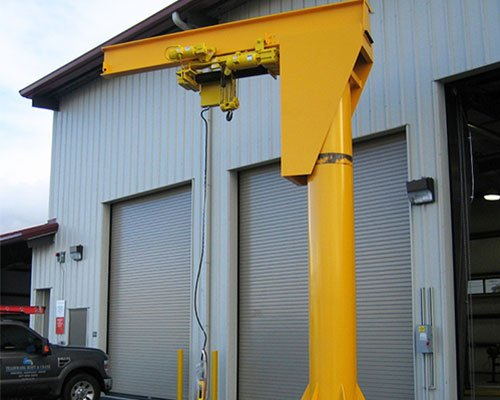 The arm crane uses maintenance rules