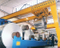 Truss Type Semi Travelling Gantry Cranes