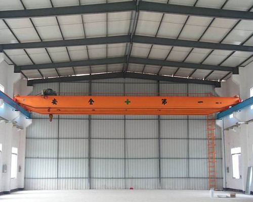 What are the changeable characteristics of load of electric single beam crane?